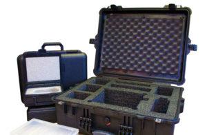 Custom Foam Interior Shock Protection